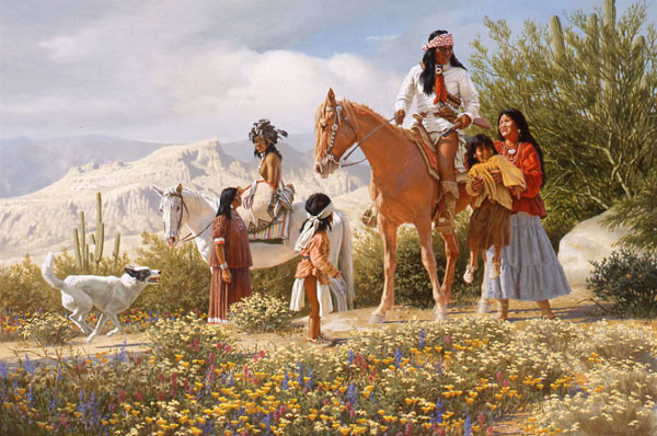 Apache Gallery