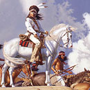 Land Of The Apache